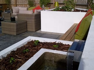 by Leicestershire Garden Design Company