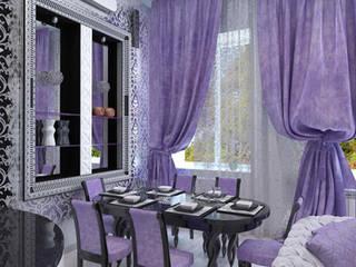 Livings de estilo  por архитектор-дизайнер Алтоцкий Михаил (Altotskiy Mikhail), Clásico