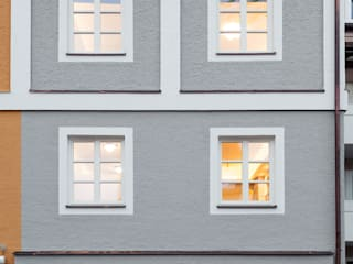 Wohnhaus, München Nymphenburg Klassische Häuser von Löffler Weber | Architekten Klassisch