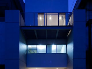모던스타일 주택 by Studio R1 Architects Office 모던