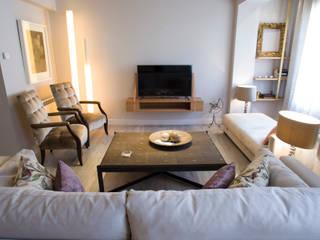 Modern Living Room by R-decora - Obras, Reformas y Decoración Modern