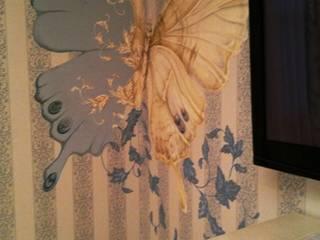 перевоплощение бабочки : Спальни в . Автор – Абрикос