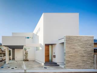 道後のコートハウス: 株式会社細川建築デザインが手掛けた家です。