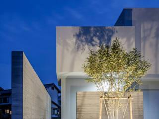 株式会社細川建築デザイン 現代房屋設計點子、靈感 & 圖片