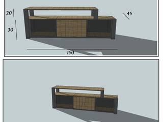 Faites dessiner vos meubles...comme vous les imaginez ! par Meublesetdeco Industriel