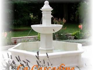 PIERRE et FONTAINE Garden Swim baths & ponds