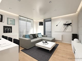 MIRAI STUDIO Living room