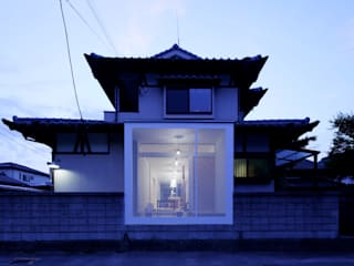 Hubhouse: Smallhousedesignlab.が手掛けたです。