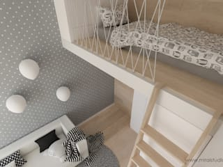 MIRAI STUDIO Nursery/kid's room