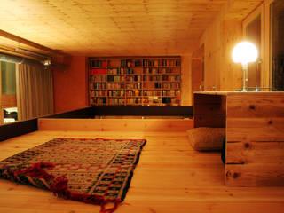 Ruang Keluarga oleh TRA - architettura condivisa