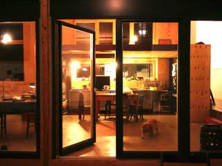 Loft ecologico a San Salvario, Torino Cucina in stile industriale di TRA - architettura condivisa Industrial