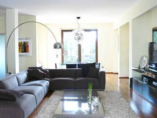 Stefania Paradiso Architecture Ruang Keluarga Modern