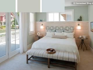 La brujula Feng Shui Camera da letto moderna