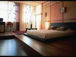 Studio B&L Asian style bedroom