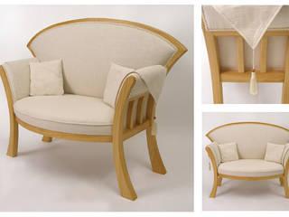 Occasional sofa: modern  by Cadman Furniture, Modern