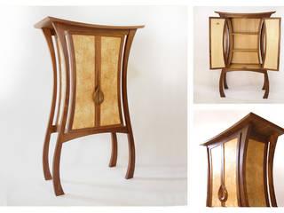 'Audrey' cabinet: modern  by Cadman Furniture, Modern