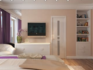 Bedroom by Your royal design, Classic