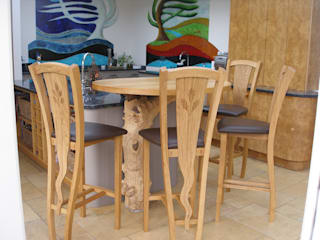 Breakfast bar stools Cadman Furniture CuisineTables, chaises & bancs