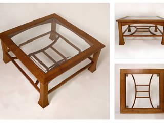 Coffee table: modern  by Cadman Furniture, Modern