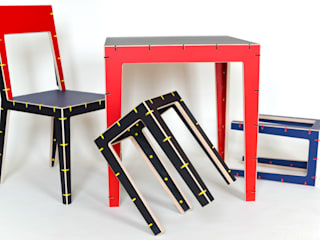 CABLE contemporary furniture od AH designs Nowoczesny