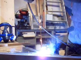 Photos Lampe Futurist article magazine par Meublesetdeco Industriel