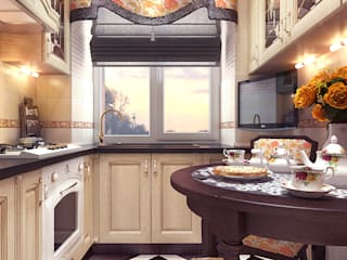 Kitchen by Your royal design, Classic