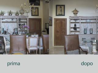 Sala da pranzo:  in stile  di Studio Ambrogi