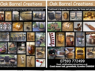 by Oak Barrel Creations ltd