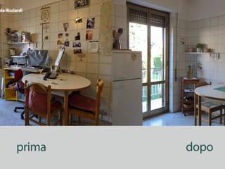 """Appartamento """"Old English"""" in vendita a Roma di Studio Ambrogi"""