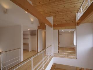 D-house オリジナルデザインの 多目的室 の 伊達剛建築設計事務所 オリジナル