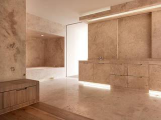 Minimalist style bathroom by nachtaktiv GmbH Minimalist