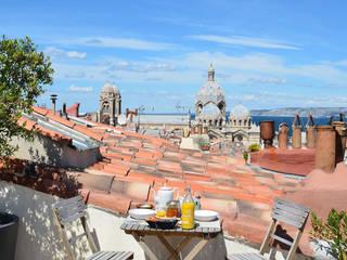 Hoteles de estilo mediterráneo de Slowgarden Mediterráneo
