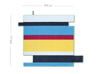 FLYING STRIPES von FLAT´N - Shape and Style Klassisch