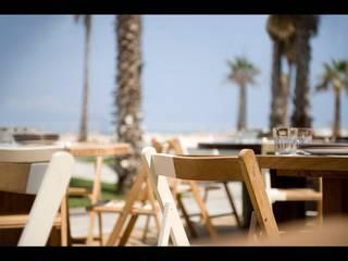 Entornos agradables Jardines de estilo mediterráneo de GARCIA HERMANOS Mediterráneo