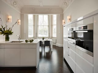London Charm Modern style kitchen by Elan Kitchens Modern