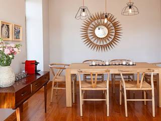 Salas de jantar  por Home Staging Factory