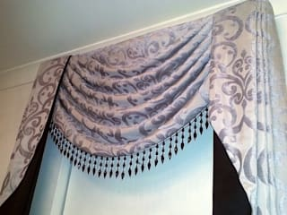 Jacquard Swags Curtain Alf Onnie Вікна & Дверi Curtains & drapes