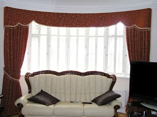 Bespoke Curtains:   by Alf Onnie