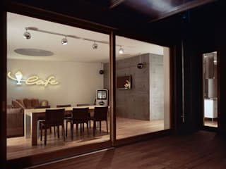 Salon moderne par Architekturbüro Klaus Zeller Moderne