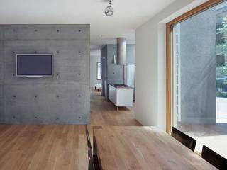 Salle à manger moderne par Architekturbüro Klaus Zeller Moderne