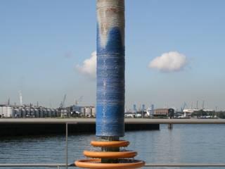Moderner Brunnen:  Spa von Keramikhof Ulrich Witzmann