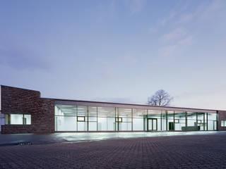 Locaux commerciaux & Magasin industriels par Architekturbüro Klaus Zeller Industriel