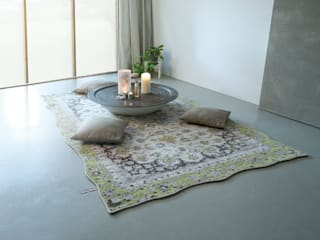PERSIA FLAT´N - Shape and Style Moderne Wohnzimmer