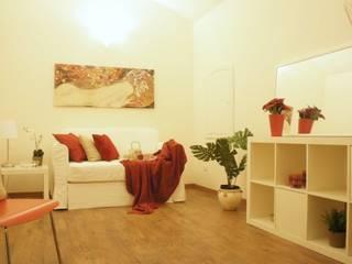 Monovano DOPO:  in stile  di Puglia Home Staging