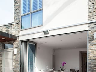 New Build House, London Nic Antony Architects Ltd Maisons rurales