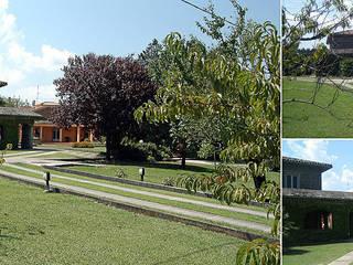 Villa Appia Antica - Frosinone:  in stile  di GG progetti