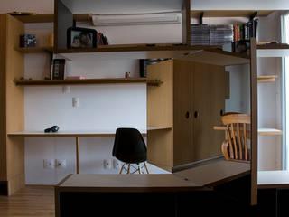 Interior | Apartamento - II Salas multimídia modernas por ARQdonini Arquitetos Associados Moderno