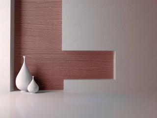 La textura que le da el toque final a tu decoración. de Corev de México Minimalista