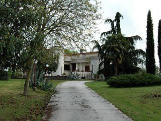 Villa  XX sec. - Cassino:  in stile  di GG progetti