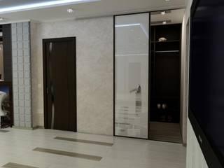 Дизайн 1-комнатной квартиры в Санкт-Петербурге: Гостиная в . Автор – Цунёв_Дизайн. Студия интерьерных решений.